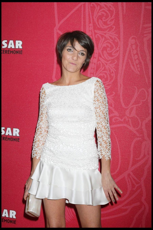 Florence Foresti lors de la 34e cérémonie des César à Paris, le 27 février 2009