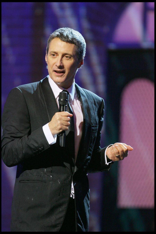 Antoine de Cauneslors de la 34e cérémonie des César à Paris, le 27 février 2009