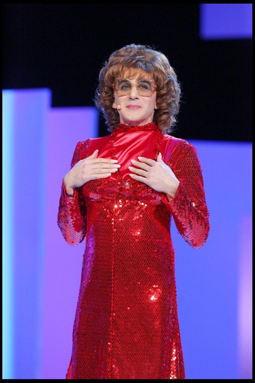 Elie Semoun lors de la 34e cérémonie des César à Paris, le 27 février 2009