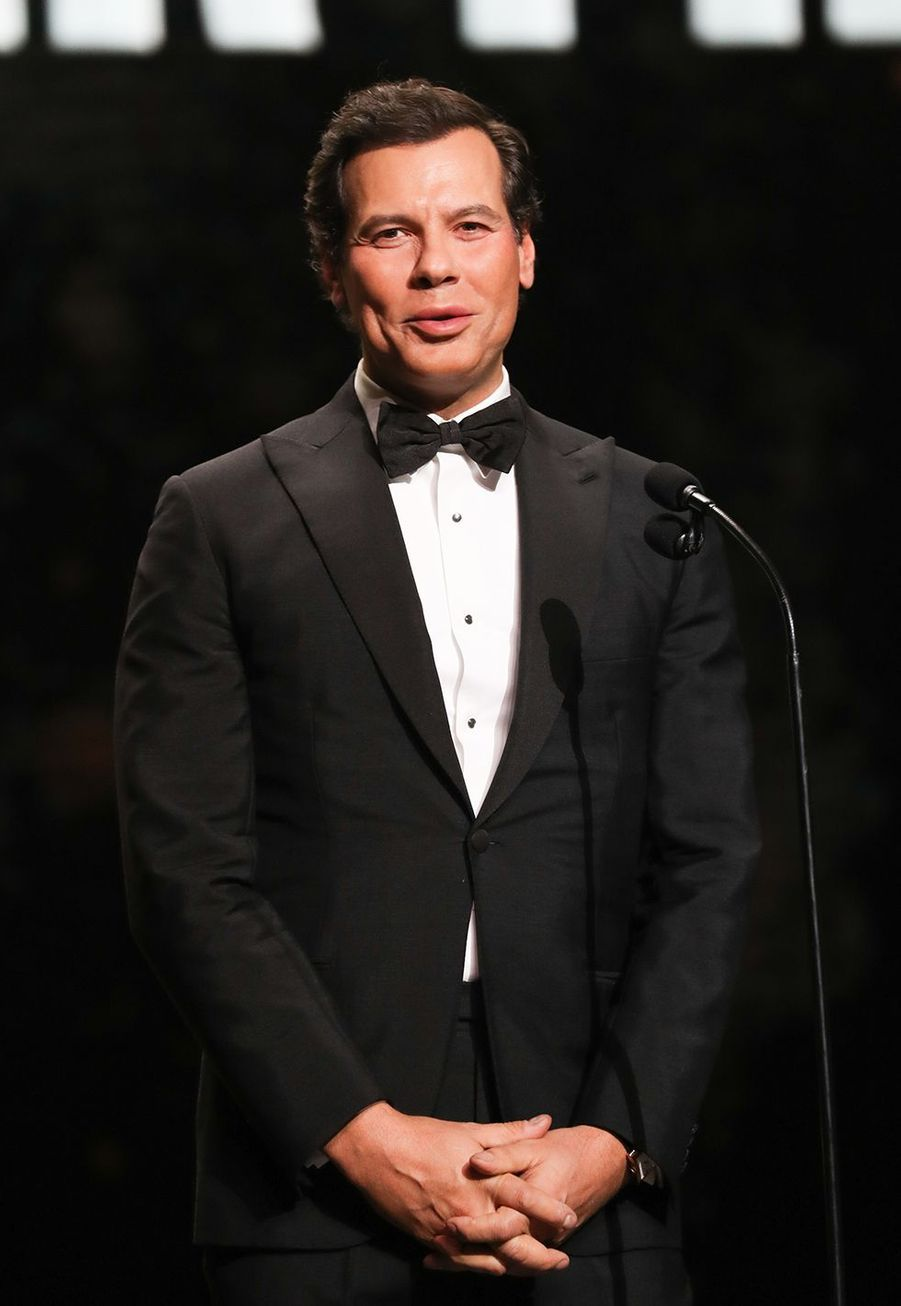 Laurent Lafitte à la 44e cérémonie des César à la Salle Pleyel à Paris le 22 février 2019