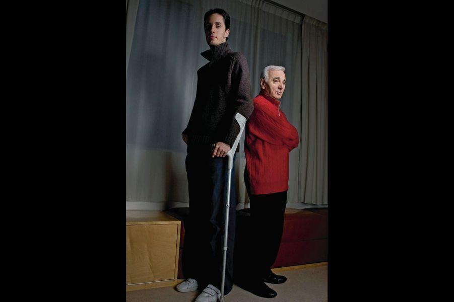 Le 24 janvier 2007. En duo avec Grand Corps Malade, il chante « Tu es donc j'apprends » et slame la chanson « Hier encore ».
