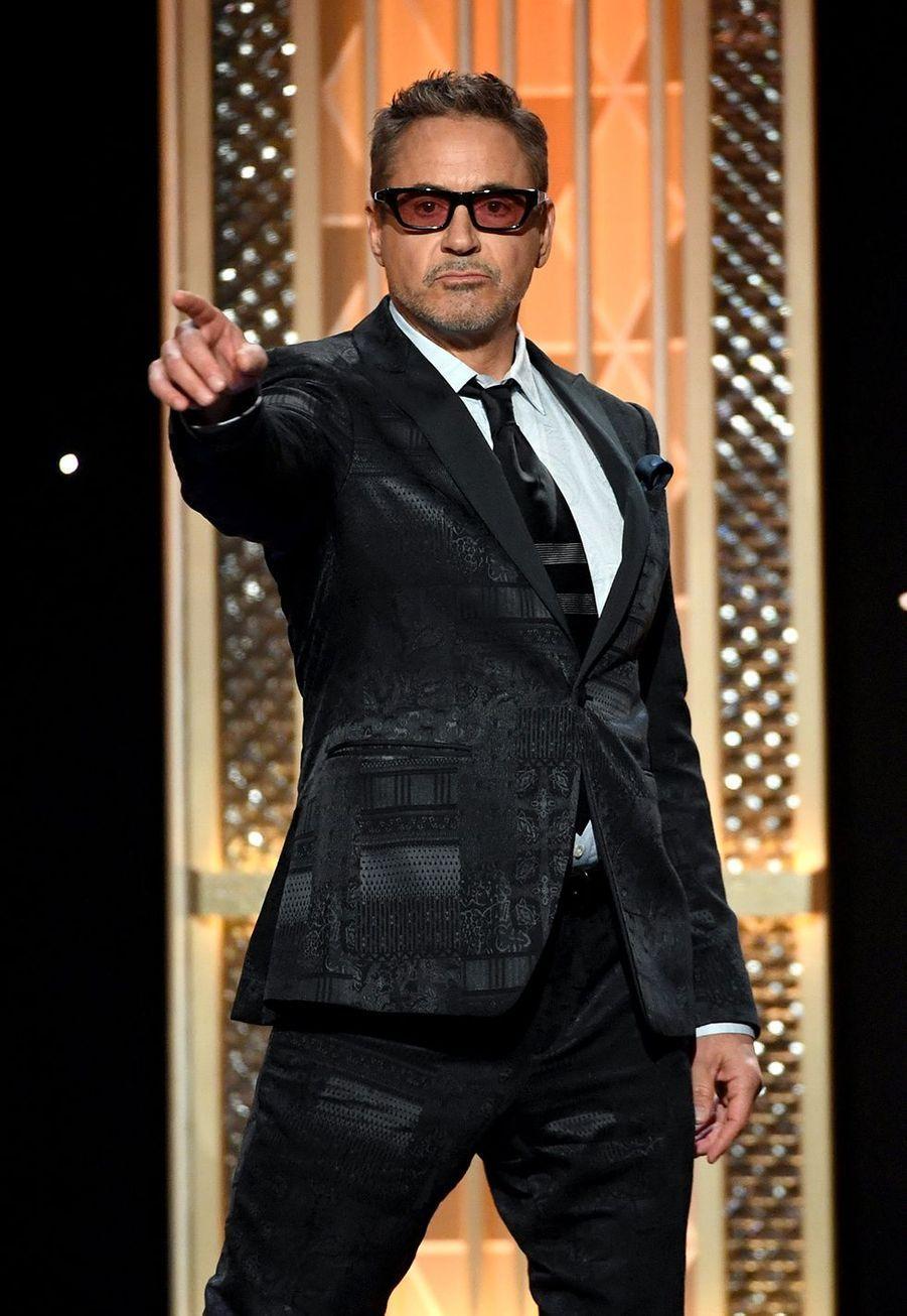 Robert Downey Jrlors des 23èmeHollywood Film Awards à Beverly Hills, le dimanche 3 novembre 2019.