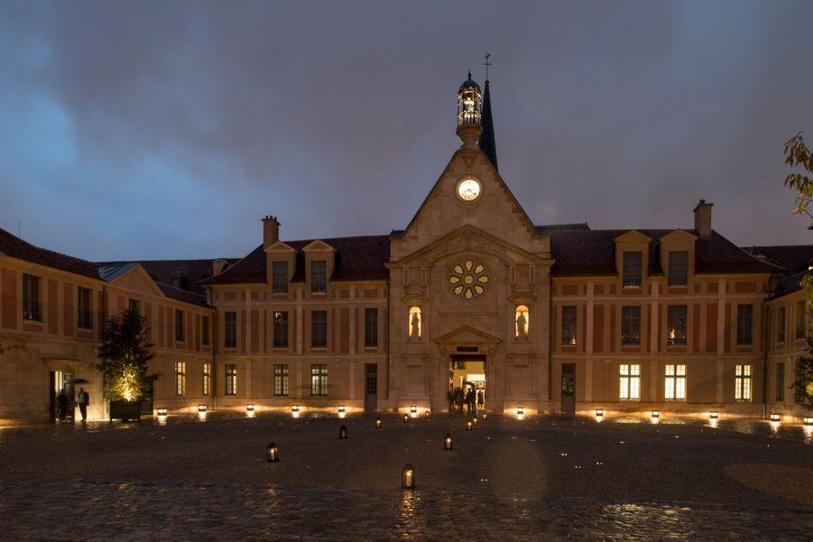 L'ancien hôpital Laënnec