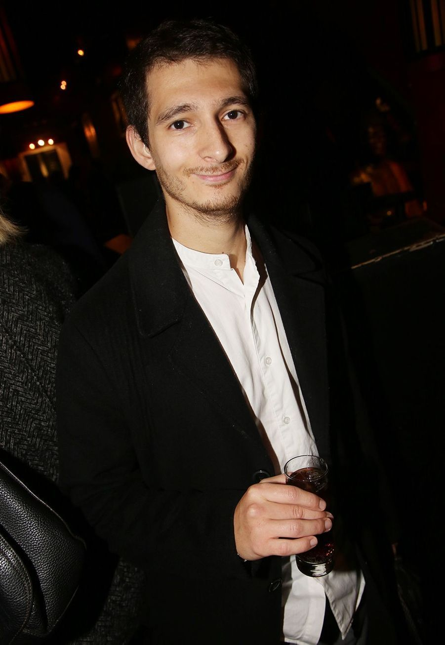 Anthony Sonigo à l'after-party du film «Mon chien stupide» au Buddha Bar à Paris le 22 octobre 2019