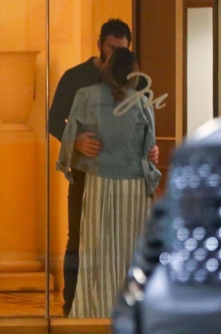 Chris Pratt et Katherine Schwarzenegger le 5 août 2018