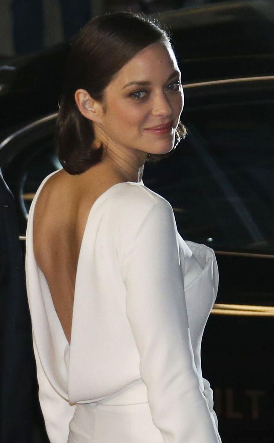 Marion Cotillard au Festival de Cannes en mai 2013