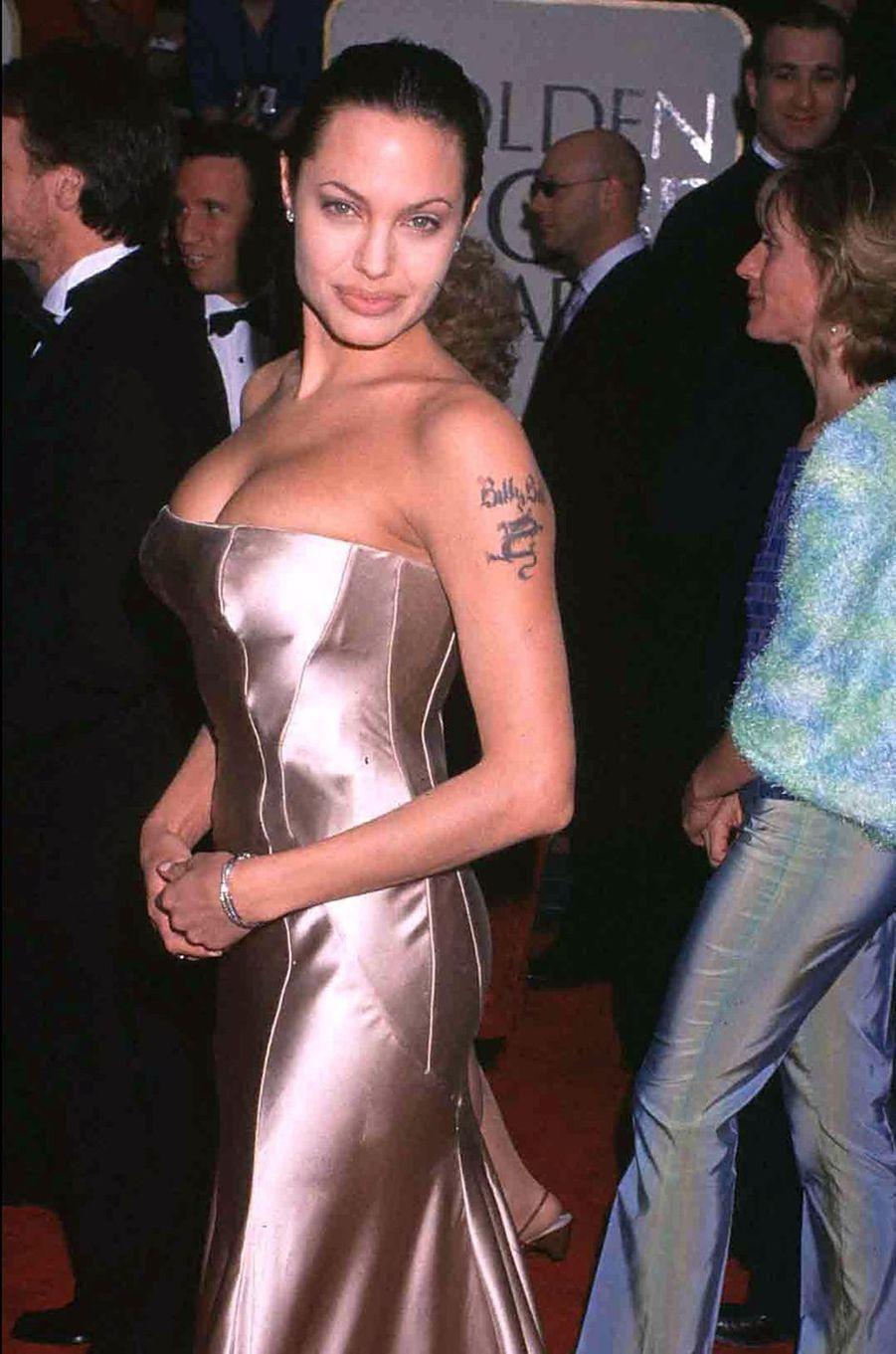 Angelina Jolie en 2001