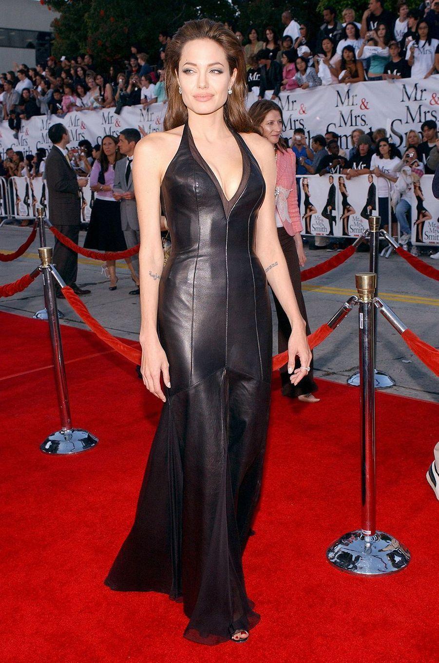 Angelina Jolie en 2005
