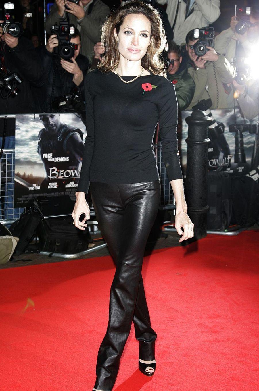 Angelina Jolie en 2007