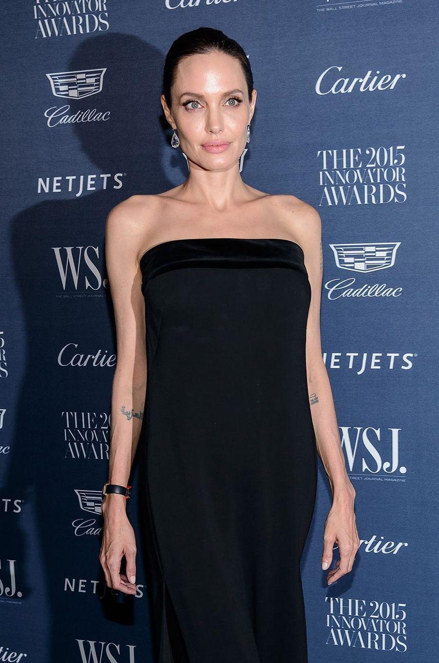 Angelina Jolie en 2015