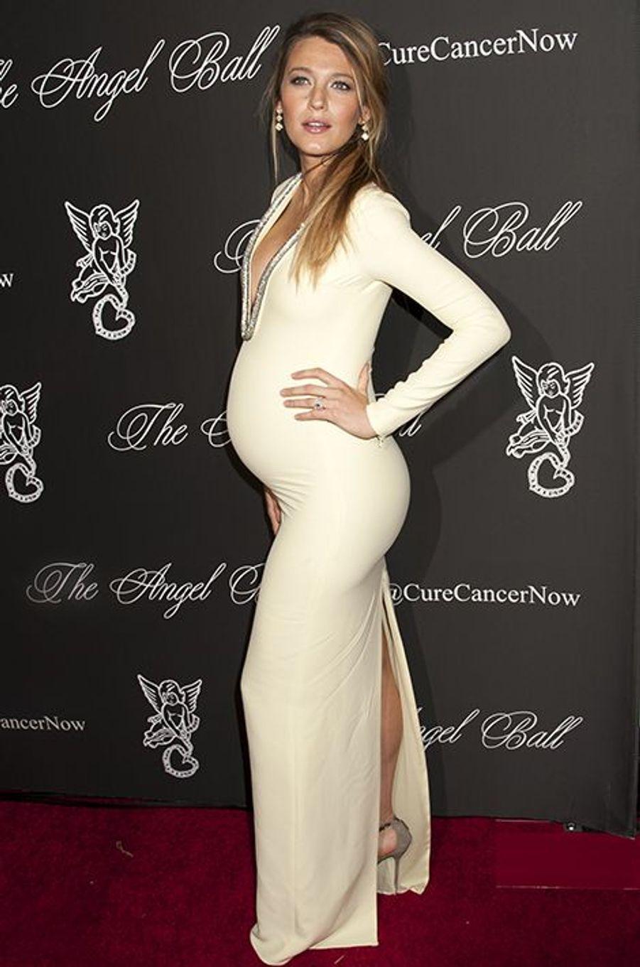 "Blake Lively au gala ""Angel Ball 2014"" organisé le lundi 20 octobre 2014 à New York"
