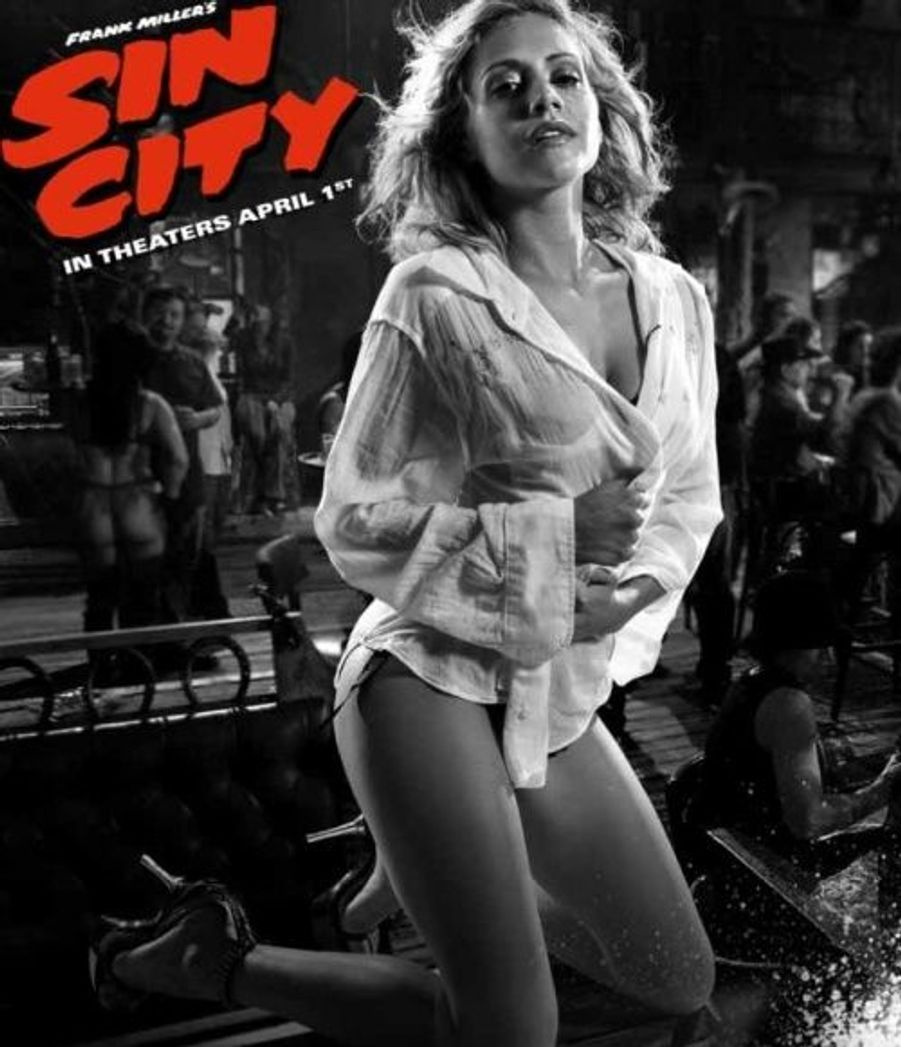 Three Women Of Sin City