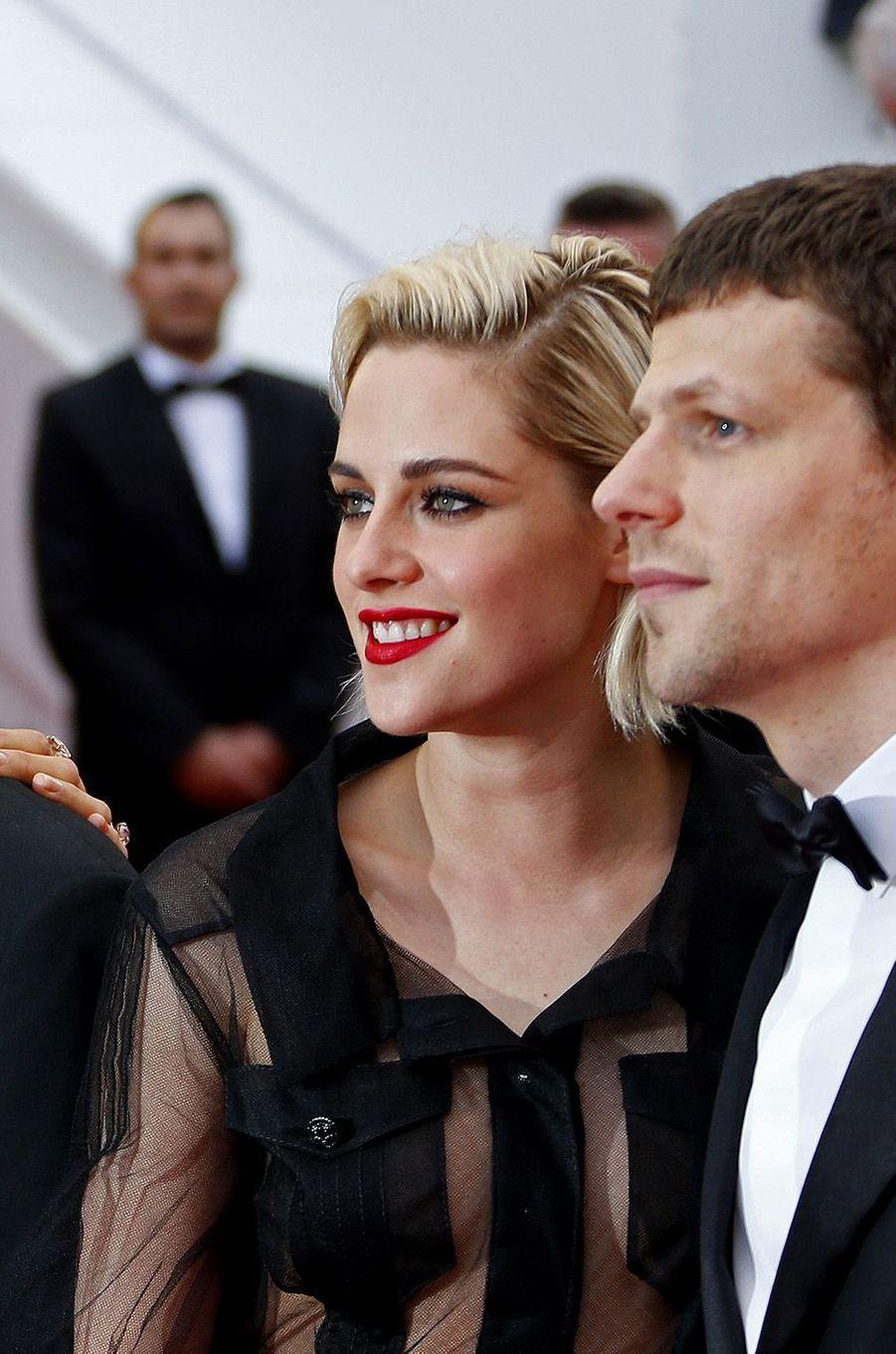Kristen Stewart à Cannes, le 11 mai 2016.