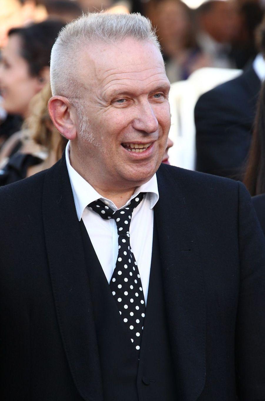Jean-Paul Gaulthier à Cannes