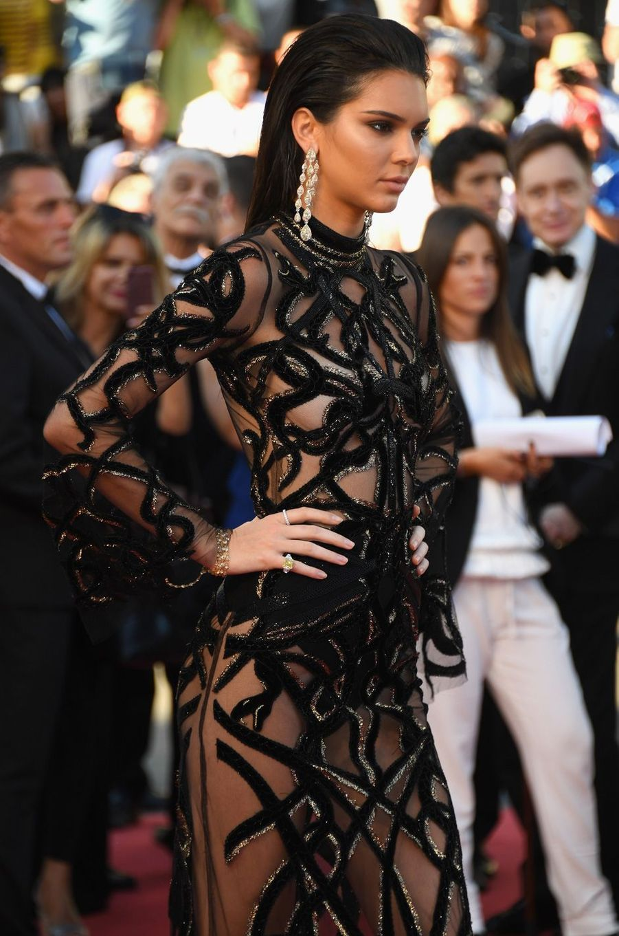 Kendall Jenner à Cannes