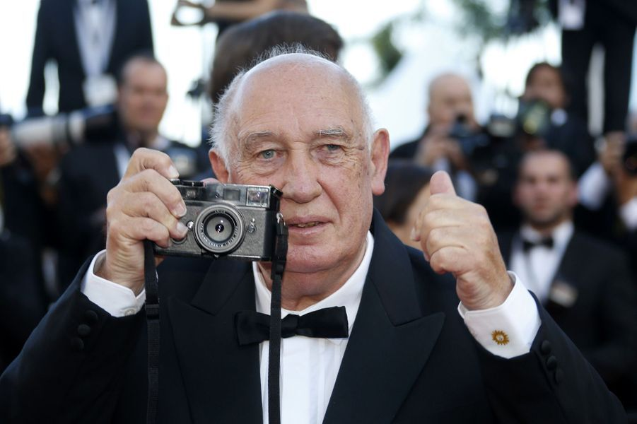 Raymond Depardon à Cannes