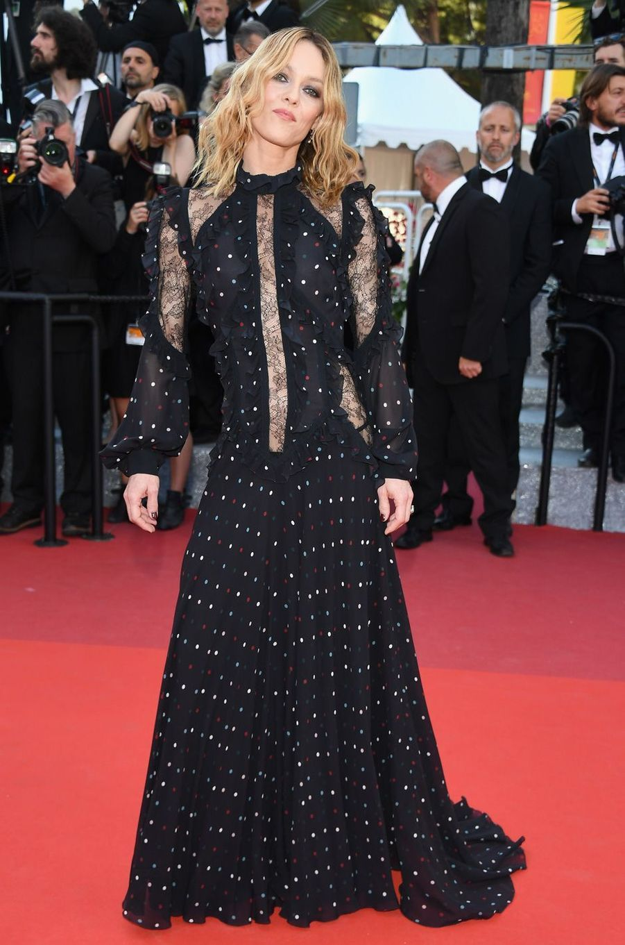 Vanessa Paradis à Cannes