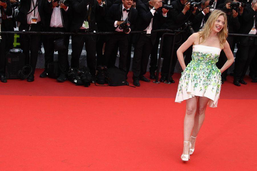 Mélanie Thierry à Cannes