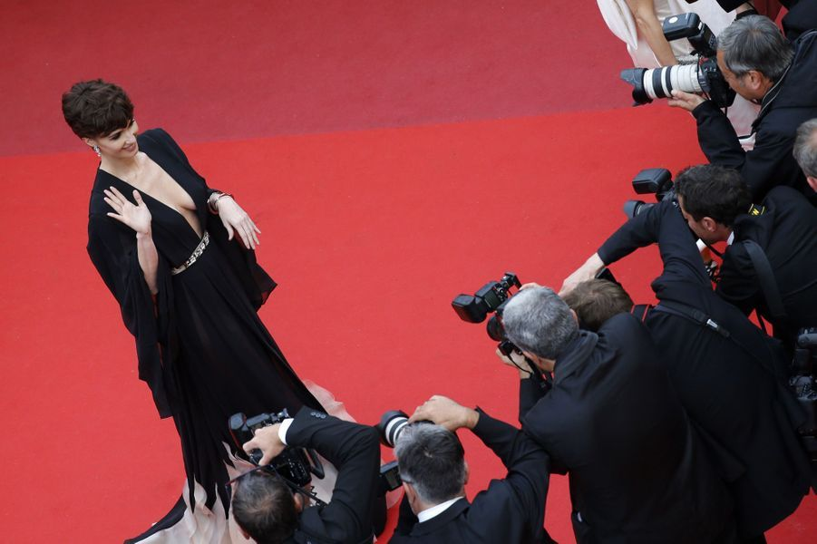 Paz Vega à Cannes