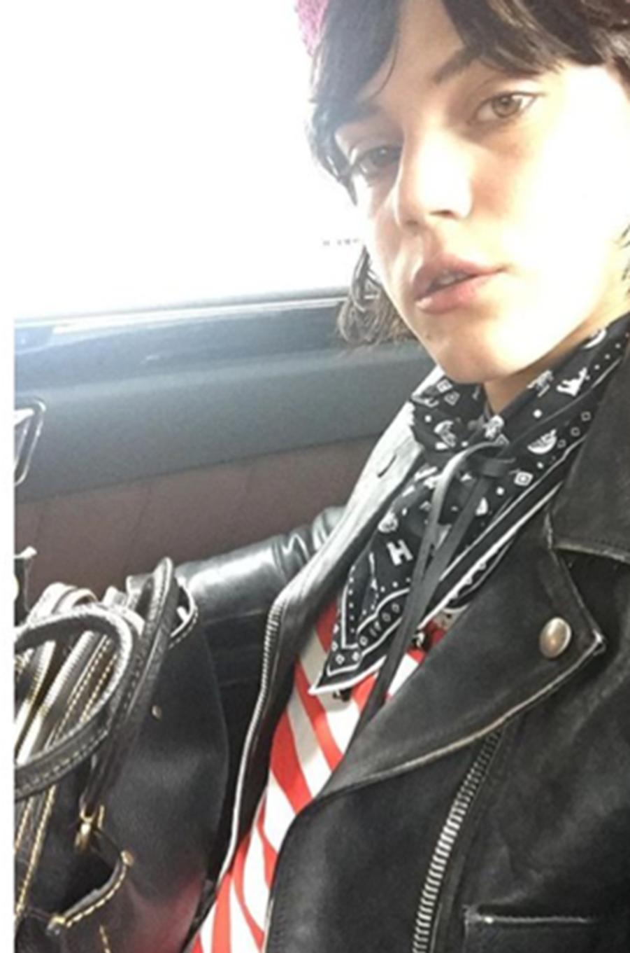 Soko en route pour Cannes