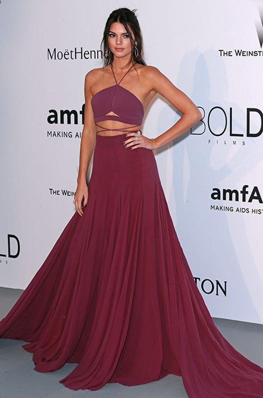 Kendall Jenner en Calvin Klein