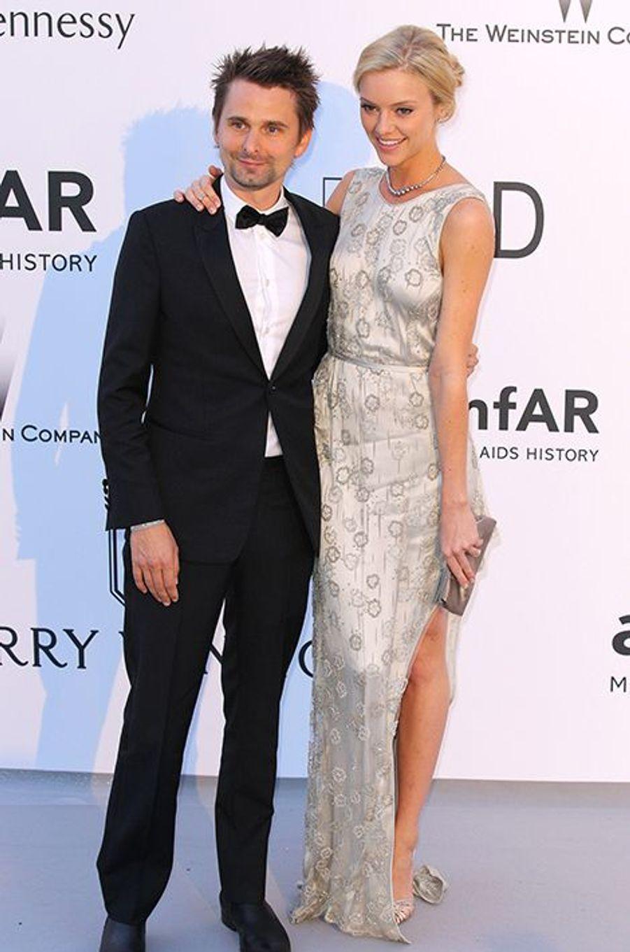 Matthew Bellamy et sa nouvelle compagne, Ella Evans