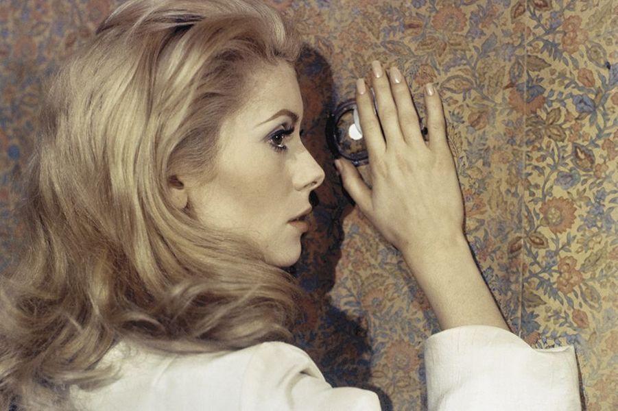 "Catherine Deneuve dans ""Belle de jour"", sorti en 1967"