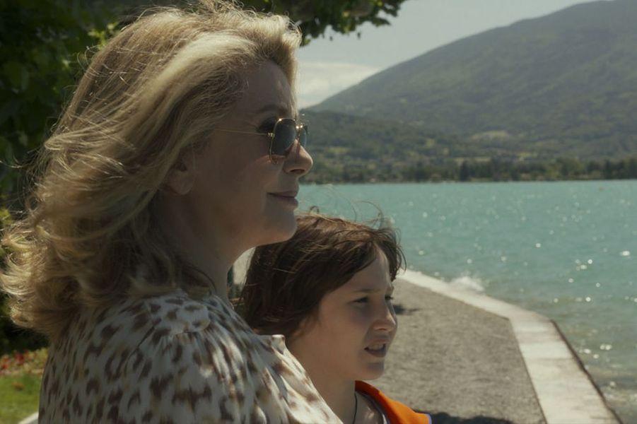 "Catherine Deneuve dans ""Elle s'en va"", sorti en 2013"