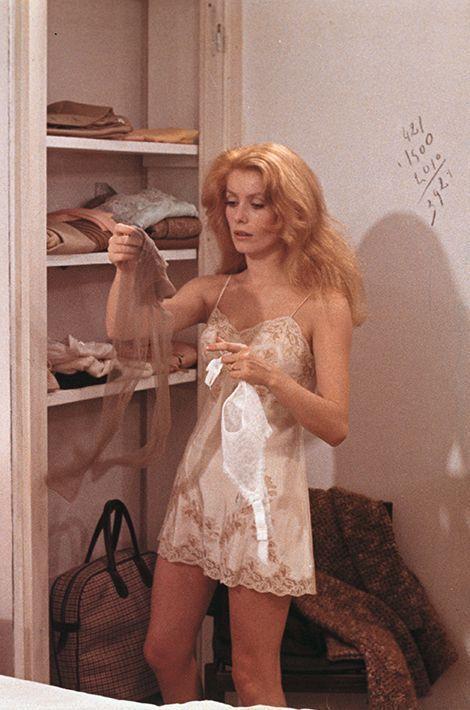"""Catherine Deneuve dans """"La sirène du Mississippi"""", sorti en 1969"""