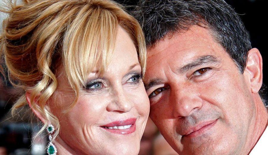 Melanie Griffith s'est mariée quatre fois et c'est en 1996, dans les bras d'Antonio Banderas, qu'elle a finalement trouvé l'amour.