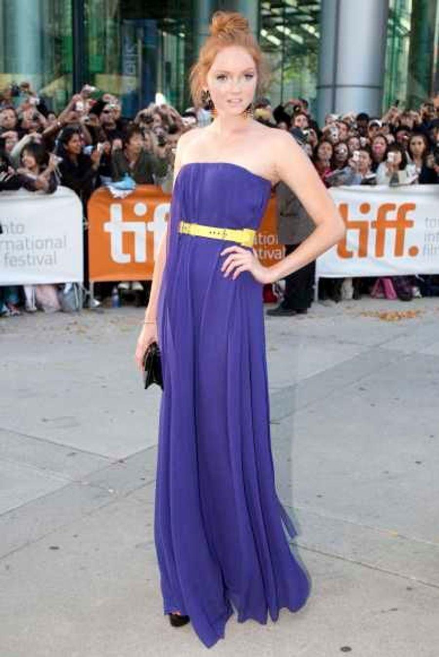 L'actrice et mannequin est aussi une ex de Jude Law...
