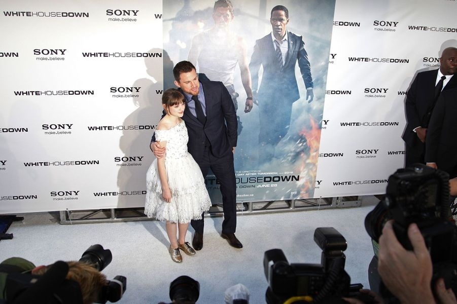 Channing Tatum et Joey King