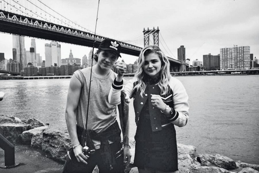 Au bout de l'hameçon de Brooklyn, la plus belle des prises, mi-juillet.