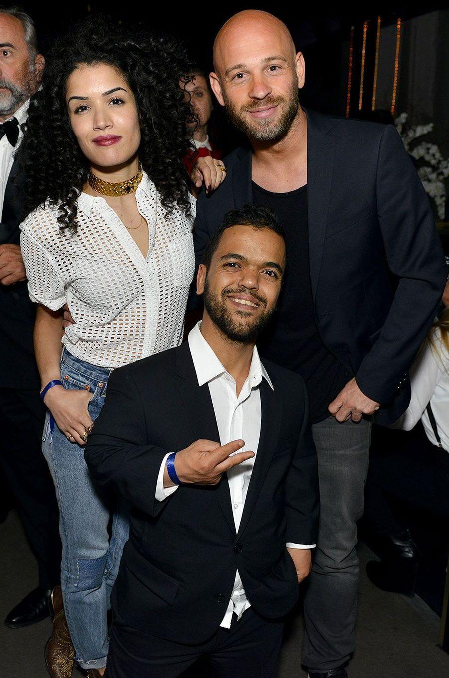 Anouar Toubali, Sabrina Ouazani et Franck Gastambide
