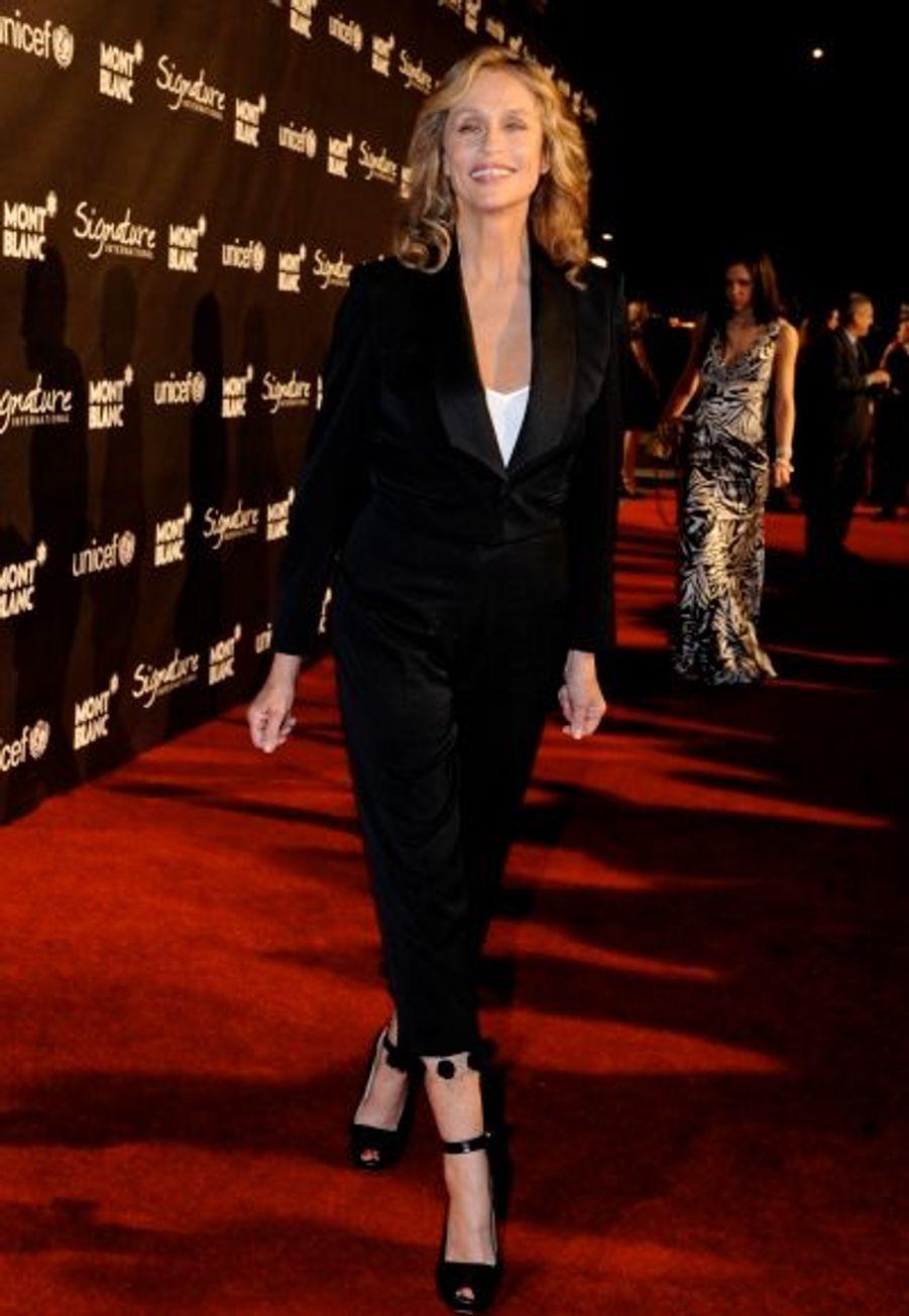 Ex-mannequin célèbre et héroïne d'« American Gigolo », Lauren Hutton vient de finir le film « The Joneses ».