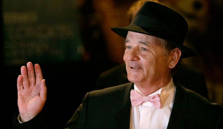 Fidèle acteur pour Wes Anderson, Bill Murray joue cette fois-ci le personnage de Mr. Badger.