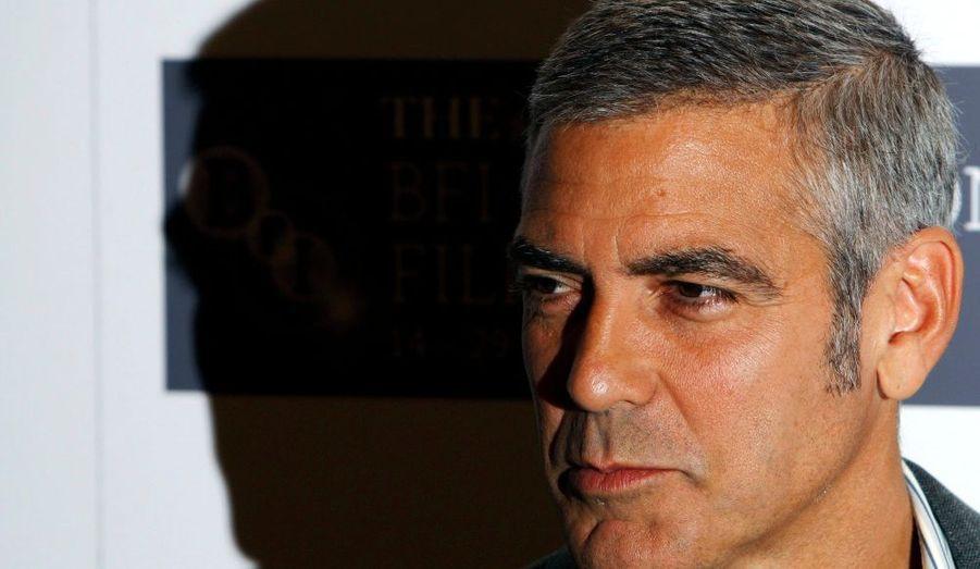 George Clooney fait la voix du personnage principal de ce film d'animation, Maître Renard.