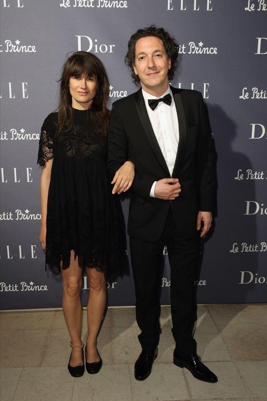 La chanteuse Camille et le comédien Guillaume Gallienne