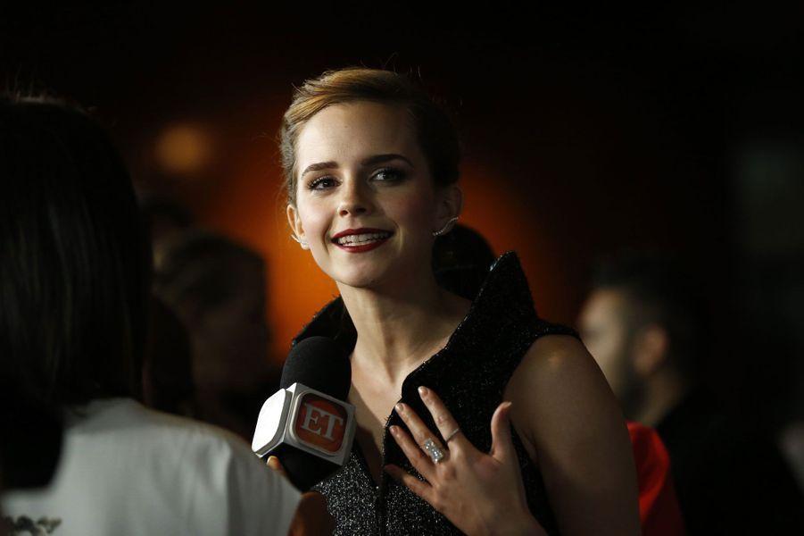 Emma Watson en interview