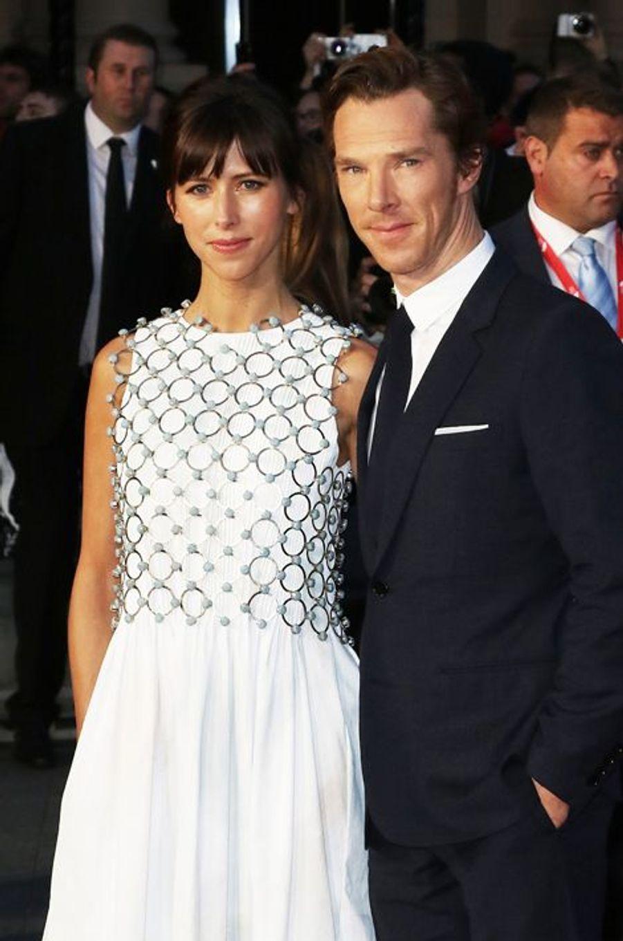 Sophie Hunter et Benedict Cumberbatch