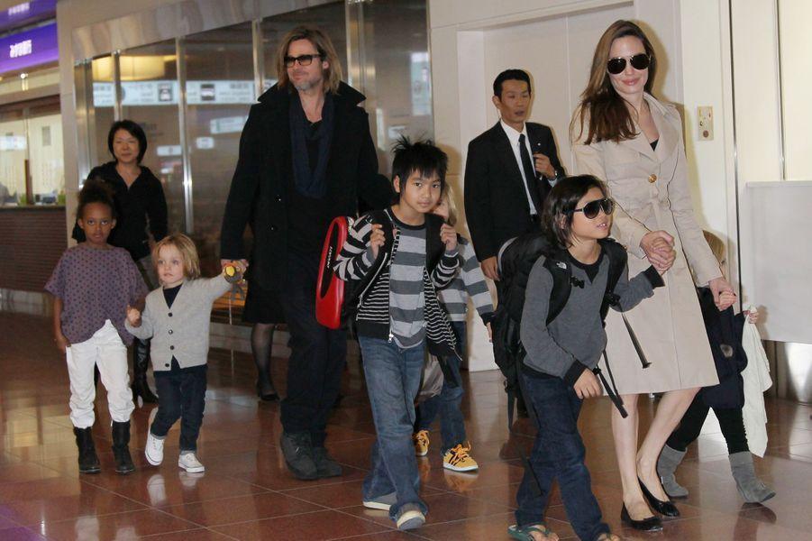 En novembre 2011 à Tokyo