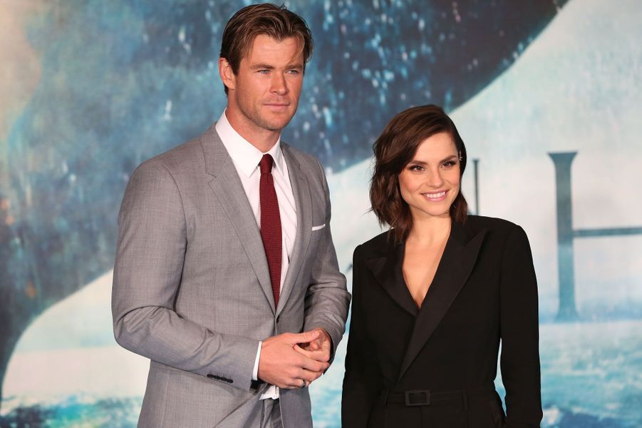 Chris Hemsworth et Charlotte Riley