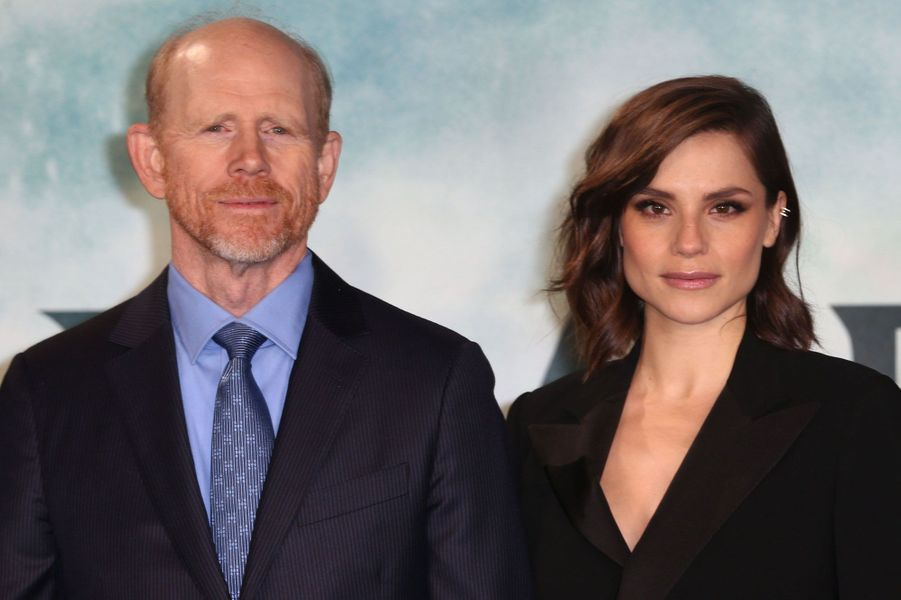 Ron Howard et Charlotte Riley
