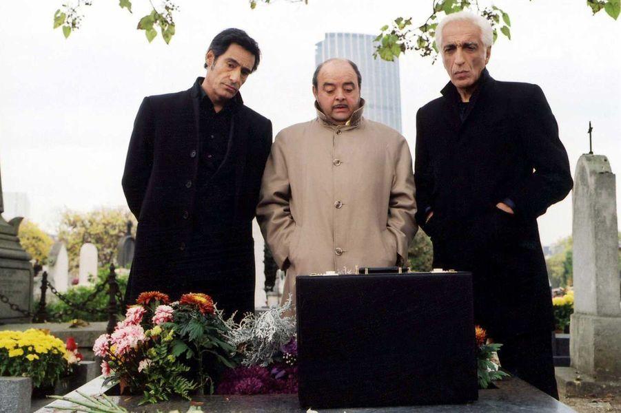 """""""Les Parrains avec Jacques Villeret, 2005"""