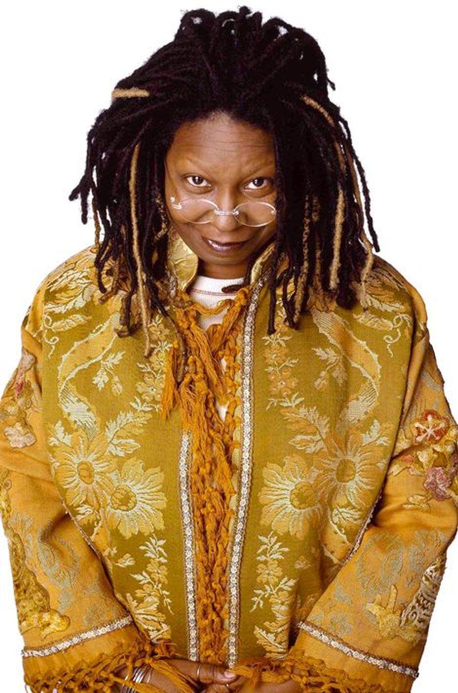Whoopi Goldberg prend la pose, 2003