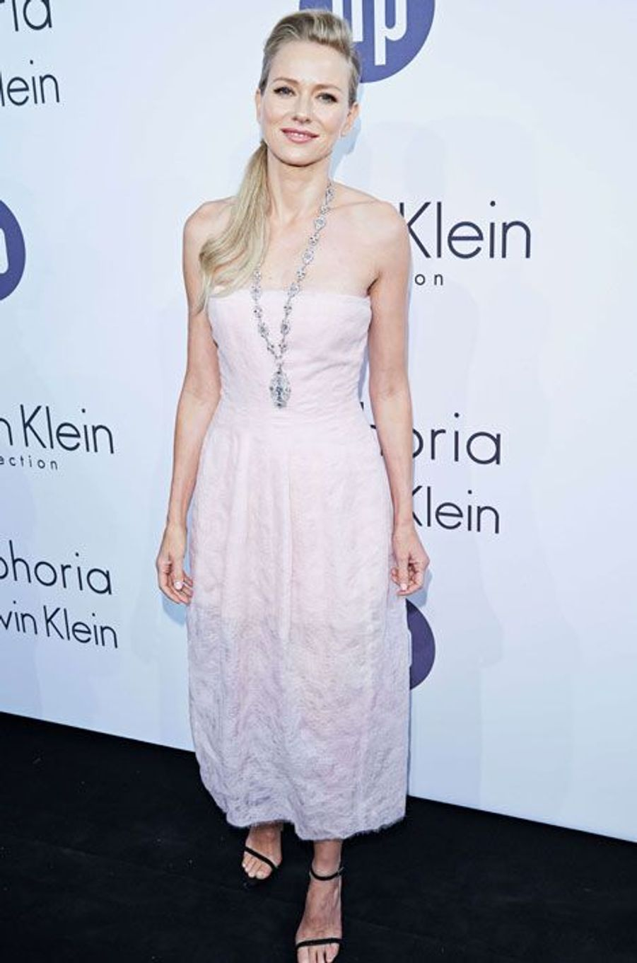 Calvin Klein célèbre les actrices