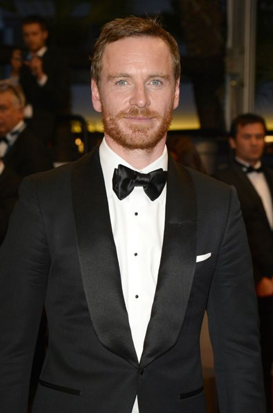 "Michael Fassbender pour ""Macbeth"""