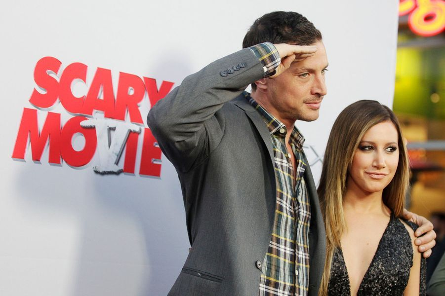 Avant «Scary Movie 3» et «Scary Movie 4», Simon Rex était un acteur de films pornographiques reconnu.
