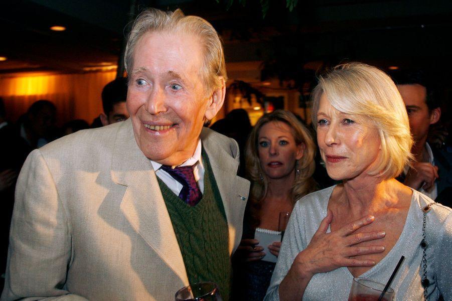 """Peter O'Toole et Helen Mirren ont joué dans le péplum érotique """"Caligula"""", un film devenu """"X"""" à leur insu."""