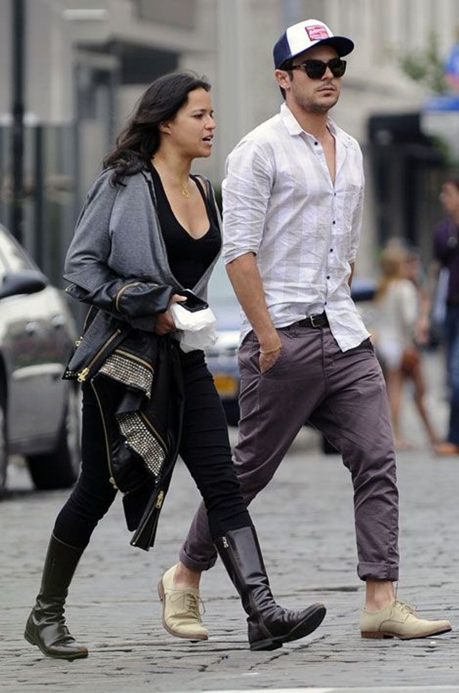 Zac Efron (Paperboy) et Michelle Rodriguez (Fast and Furious)